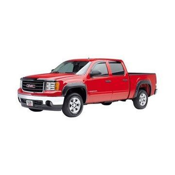 EGR 791414 Fender Flares For 2007-2013 GMC Sierra 1500 - Front and Rear, Driver and Passenger Side
