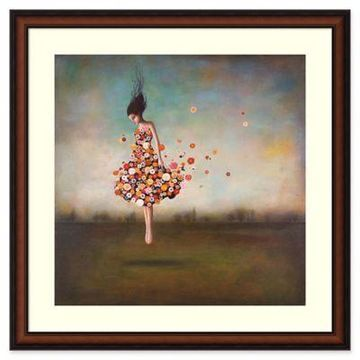 Amanti Art Boundless in Bloom Framed Wall Art