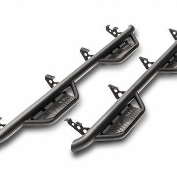 N-Fab HPJ0764-TX Podium Step Fits 07-18 Wrangler (JK)