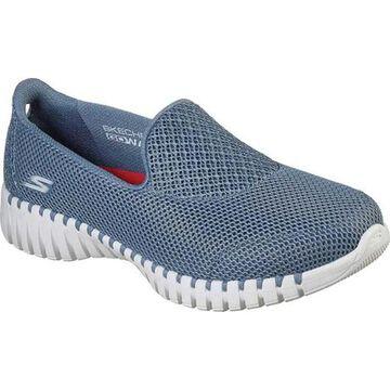 Skechers Women's GOwalk Smart Slip-On Blue