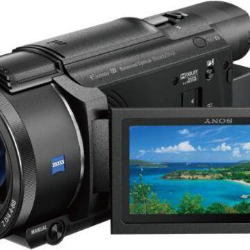 Sony Black 4K HD Handycam Camcorder