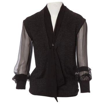 Sacai \N Grey Wool Knitwear