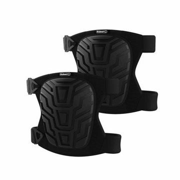 Knee Pads Professional Safety Gear by Stalwart (One Pair)