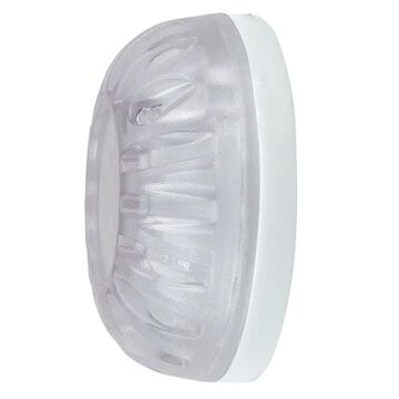 Perko surface mount led single white underwater light