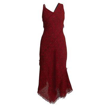 Roland Mouret Amargo Boucle Dress