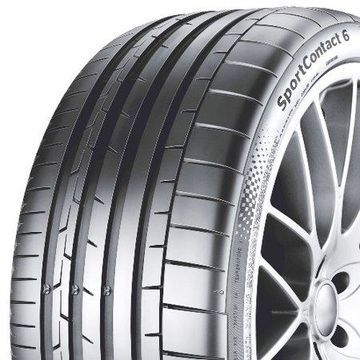 Continental contisportcontact 6 P245/30R20 90Y bsw summer tire