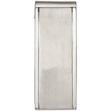Primal Steel Stainless Steel Brushed and Polished Money Clip