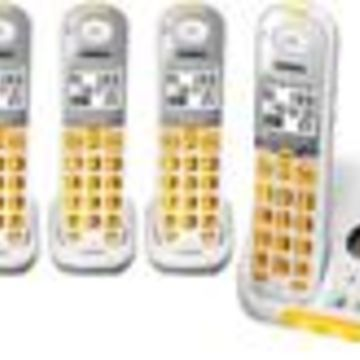 Uniden D3097-5 DECT 6.0 Amplified Cordless Phone w/ 4 Extra Handsets