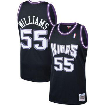 Mitchell & Ness Men's Sacramento Kings Jason Williams #55 Swingman Jersey
