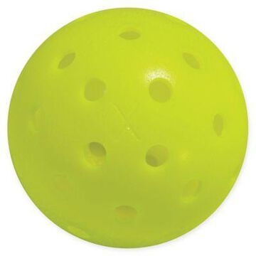 Franklin Sports X-40 Performance Outdoor Pickleball Balls in Yellow (Set of 100)