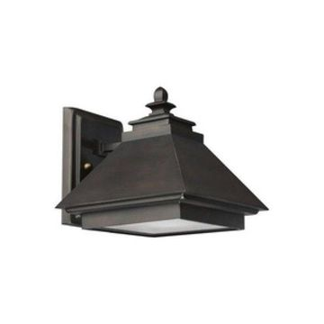 Capital Lighting One Light Outdoor Wall Lantern