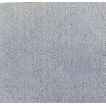 Primrose Rug - Gray - Exquisite Rugs - 10'x14' - Blue