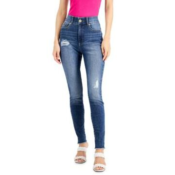 Inc International Concepts Sculpting-Fit Skinny Jeans, Created for Macy's