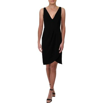 Xscape Womens Party Dress Sleeveless Mini