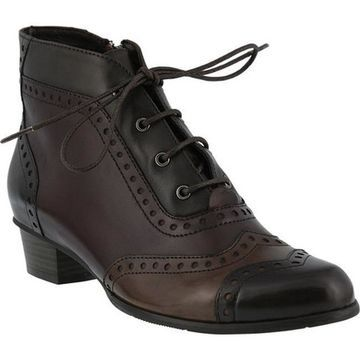 Spring Step Women's Heroic Boot Brown Leather