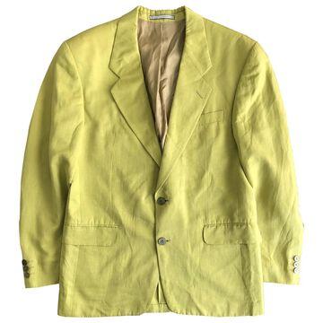 Kenzo Green Silk Jackets