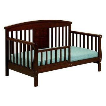 DaVinci Elizabeth li Convertible Toddler Bed in Espresso