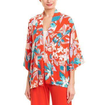Natori Womens Dolman Jacket