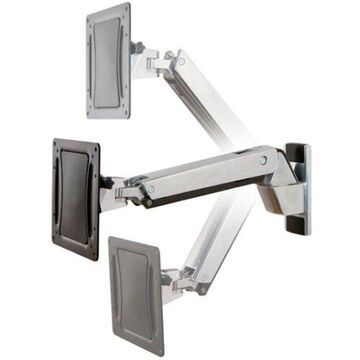ERGOTRON 45-296-026 ERGOTRON INTERACTIVE ARM,HD.MOUNT ANY TV 18-40 LBS AND GREATER THAN 30IN. FEATUR