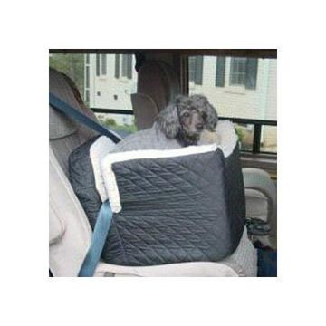 Snoozer Black Pet Car Seat Lookouts