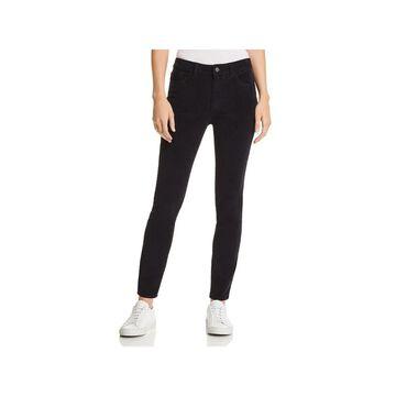 DL1961 Womens Farrow Skinny Jeans Corduroy High Rise