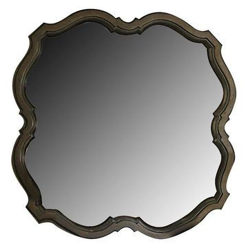 Liberty Cotswold Decorative Mirror, Cinnamon