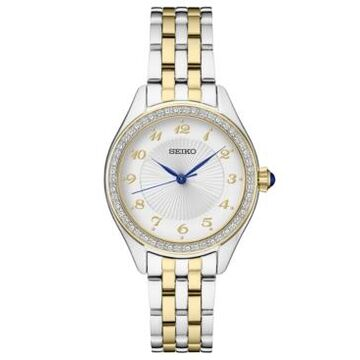 Seiko Women's Two-Tone Stainless Steel Bracelet Watch 29mm