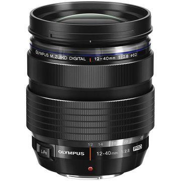 Olympus M.Zuiko Digital 12mm-40mm Zoom Lens