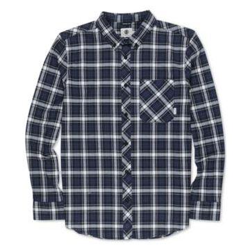 Element Men's Lumber Plaid Flannel Shirt