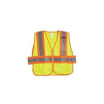 Jackson 3012873 Vest Cl2 Sld Lim/Oso 2-Tone Dlx M-Xl