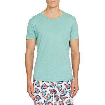 Orlebar Brown Solid Crewneck T-Shirt