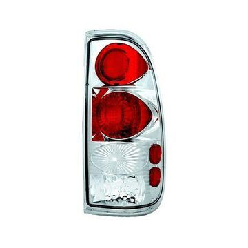 IPCW 97-03 Ford F150/F250/99-07 Super Duty Tail Lamps Styleside Chrome CWTCE501C
