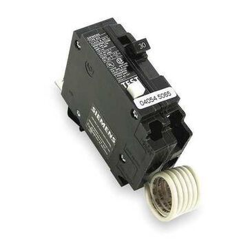 30 A Bolt On Ground Fault Circuit Interrupter (Class A - 5mA) 120V AC