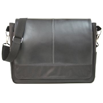 Royce Leather Genuine Leather Laptop Messenger Bag