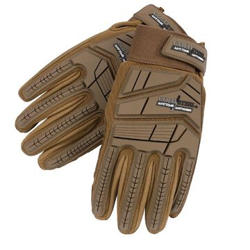 COLD STEEL GL23 COLD STEEL TACTICAL GLOVE - COYOTE TAN XLARGE