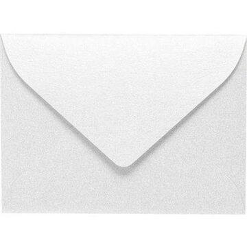 #17 Mini Envelopes (2 11/16 x 3 11/16) - Crystal Metallic (250 Qty.)