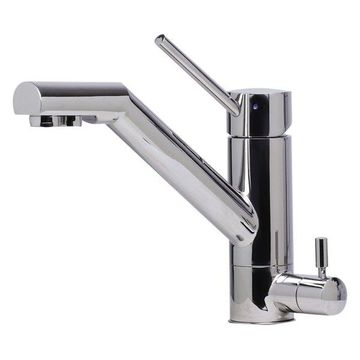ALFI brand AB2040 Kitchen Faucet - Includes Built In Drinking Water Dispenser