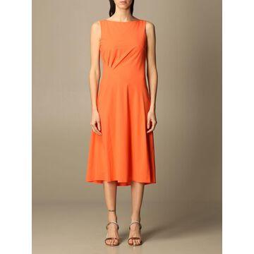 Patrizia Pepe dress in technical fabric