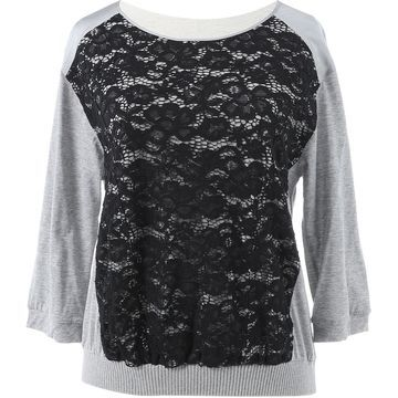 Nina Ricci Grey Cotton Tops