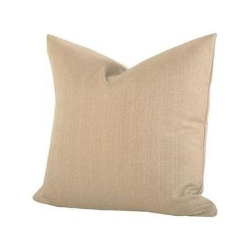 "Siscovers Linen Decorative Pillow, 20"" x 20"""