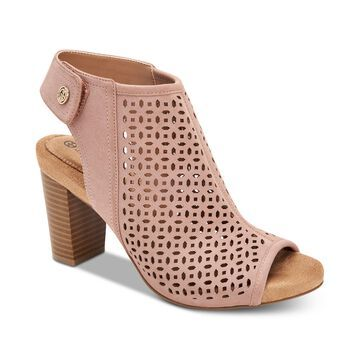 Josieyy Memory Foam Perforated Shooties, Created for Macy's