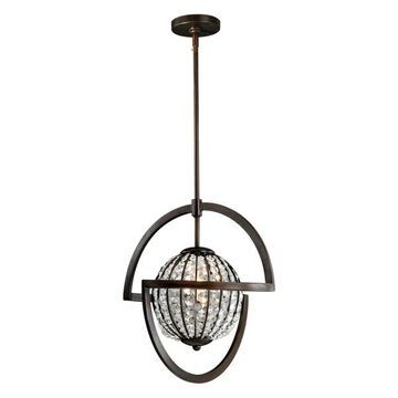 Vaxcel Lighting P0036 Mondial Contemporary / Modern Pendant Light