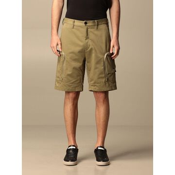 Stone Island shorts in cotton blend