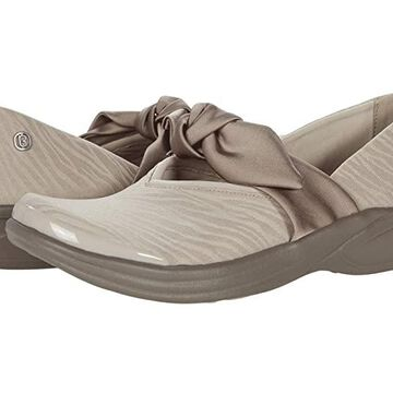 Bzees Playful (Taupe) Women's Shoes