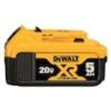 DEWALT XR 20-Volt Max 5-Amp-Hours Power Tool Battery