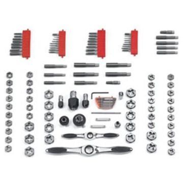 KD Hand Tools 82812 114 Piece Combination Set
