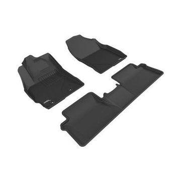 3D MAXpider TOYOTA COROLLA IM 2017-2018 KAGU BLACK R1 R2