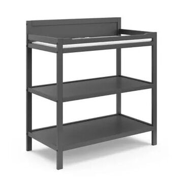 Storkcraft Alpine Changing Table In Grey