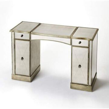 Offex Mirror Finish Traditional Vanity