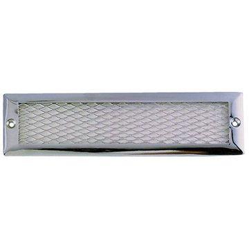Perko 1238DP0CHR Transom / Locker Ventilator
